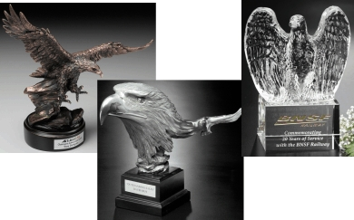 Bronze Eagle Awards, Crystal Eagle Awards
