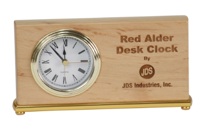 Corporate Desk Clock Award