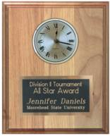 Plaque Wall Clock