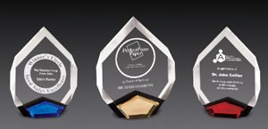 Engraved Acrylic Awards