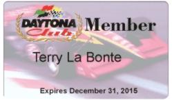 Name Tag Membership Card